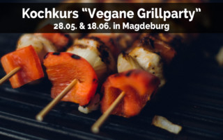 Vegane-Grillparty